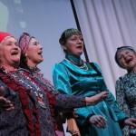 Концерт к 20-летию Центра русского фольклора в Доме Дружбы