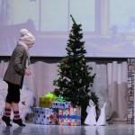 Благотворительный Рождественский праздник