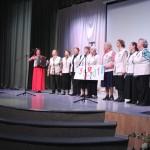 Концерт посвященный 100 - летию Октябрьской революции  (10.11.17)