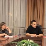 Встреча с Ольгой Ребковец
