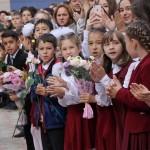Церемония открытия корпуса гимназии №93 (часть 1) (02.09.19)