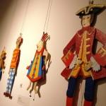 Открытие выставки «Мы игрушку смастерили...»