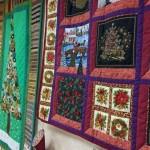Открытие выставки лоскутного шитья (25.12.2020)